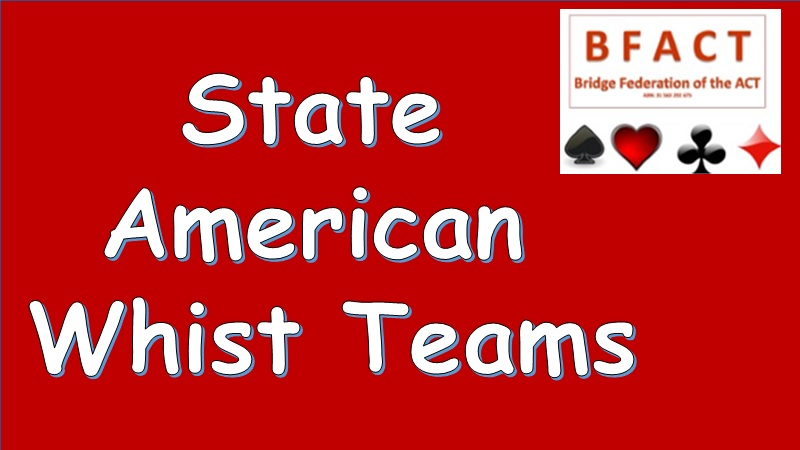 State American Whist Teams Logo