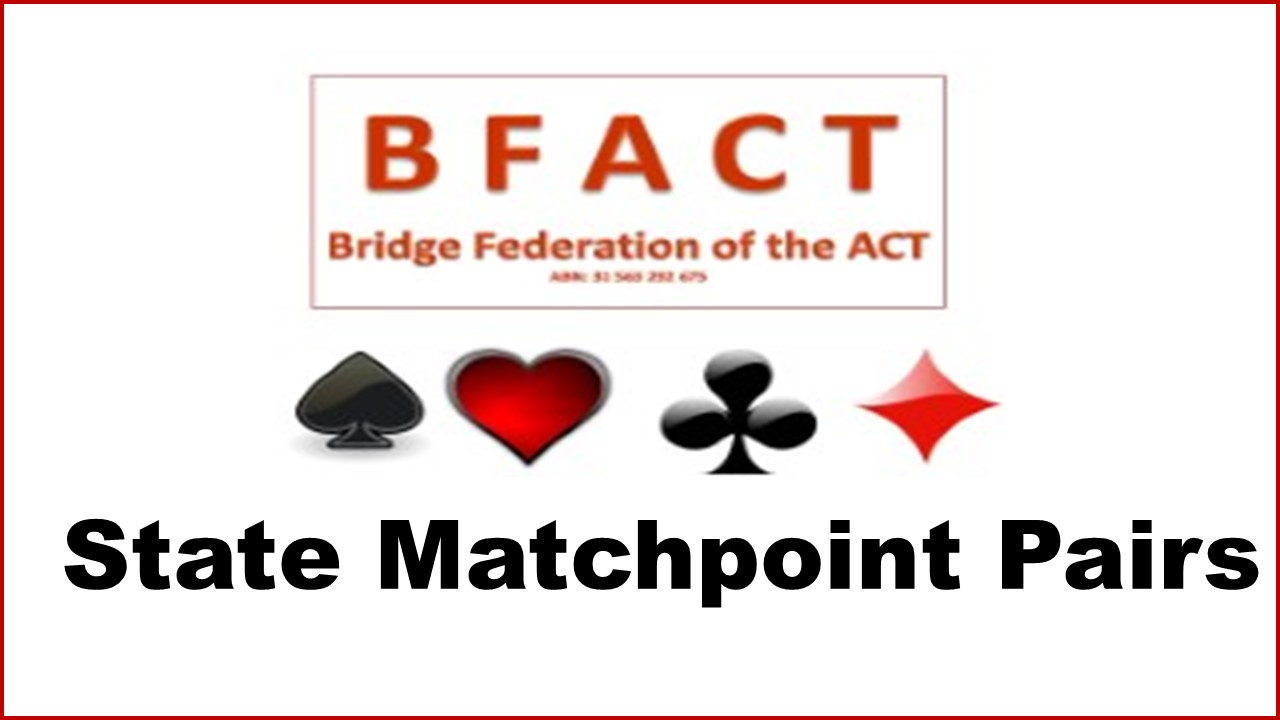 State Matchpoint Pairs